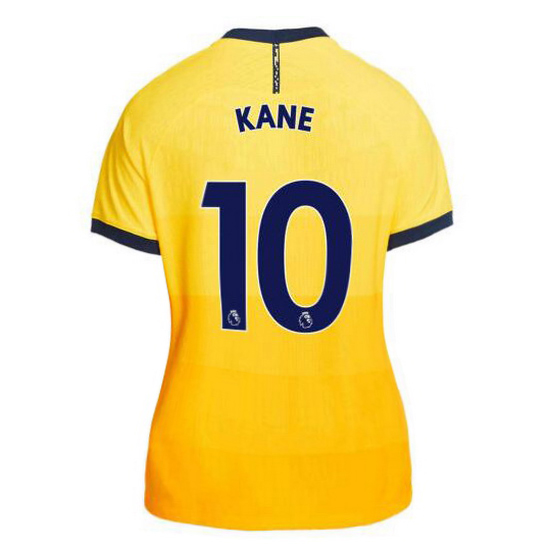 2020/21 Harry Kane Tottenham Third Women's Soccer Jersey