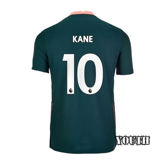 2020/21 Harry Kane Tottenham Away Youth Soccer Jersey
