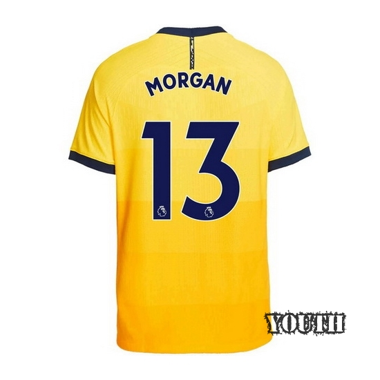 20/21 Alex Morgan Tottenham Third Youth Soccer Jersey