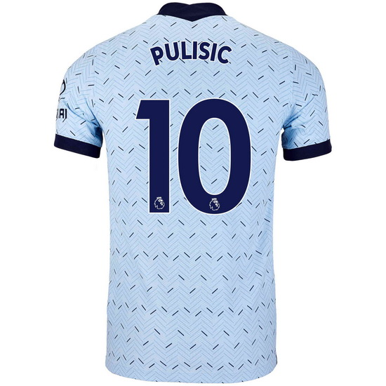 20/21 Christian Pulisic Chelsea Away Men's Soccer Jersey