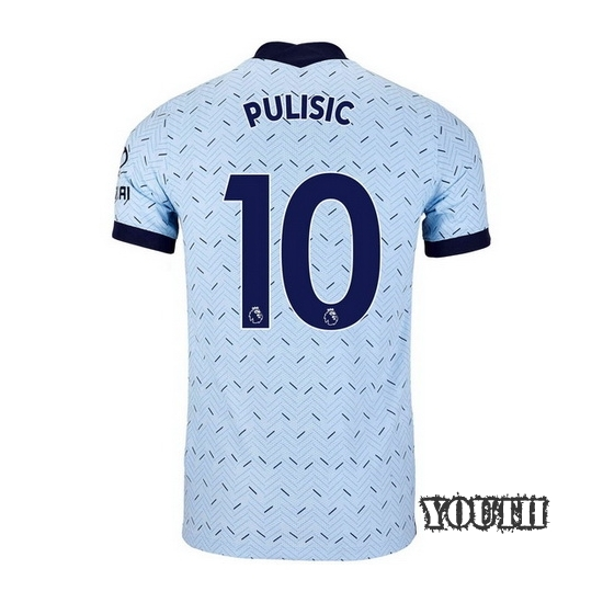 2020/21 Christian Pulisic Chelsea Away Youth Soccer Jersey