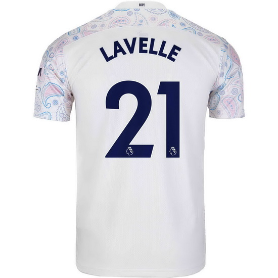 2020/2021 Rose Lavelle Manchester City Third Men's Soccer Jersey
