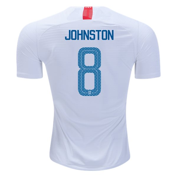 Home Julie Johnston 2018/2019 USA Authentic Men's Stadium Jersey