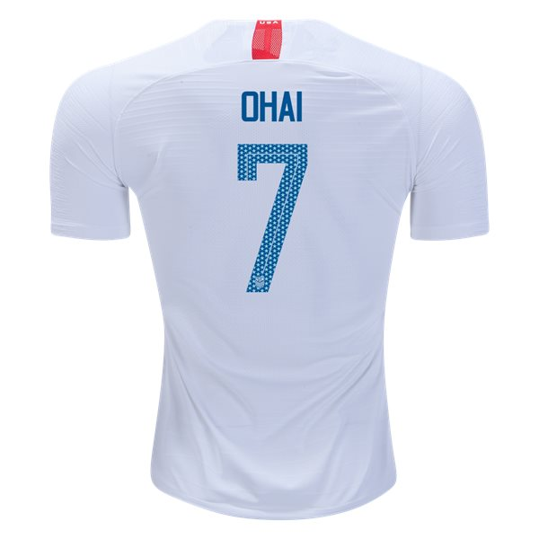 Home Kealia Ohai 18/19 USA Authentic Men's Stadium Jersey