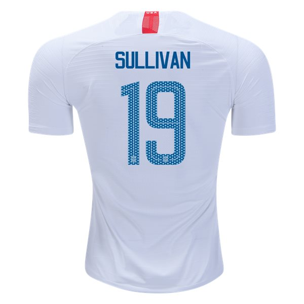Home Andi Sullivan 2018/2019 USA Authentic Men's Stadium Jersey