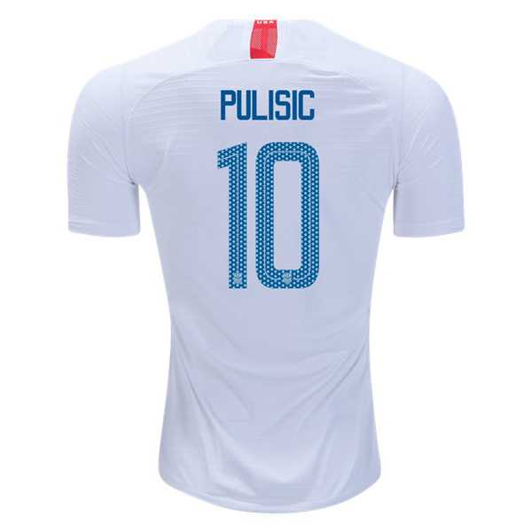 Home Christian Pulisic 18/19 USA Replica Men's Stadium Jersey