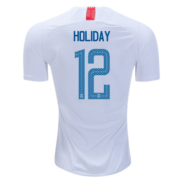 Home Lauren Holiday 2018/2019 USA Replica Men's Stadium Jersey