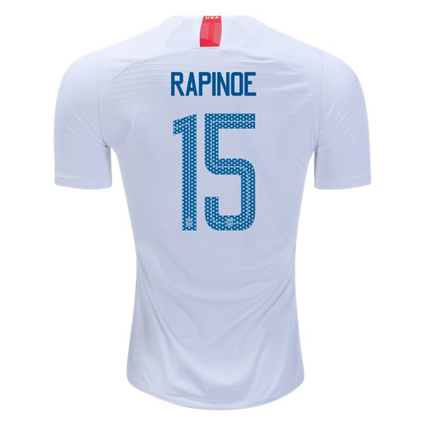 Home Megan Rapinoe 2018 USA Replica Men's Stadium Jersey
