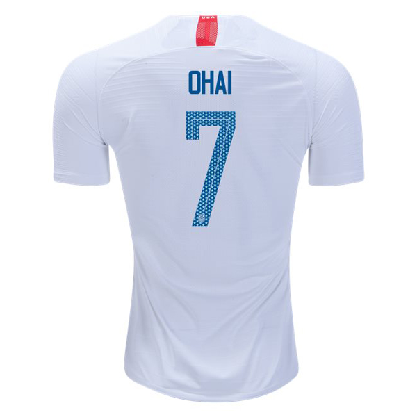Home Kealia Ohai 2018/19 USA Replica Men's Stadium Jersey