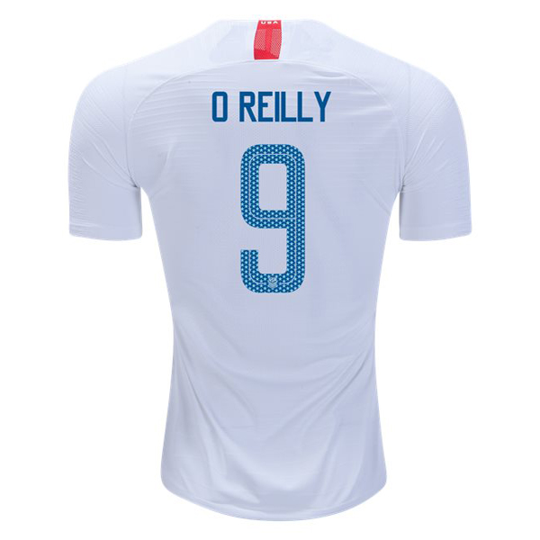 Home Heather O'Reilly 18/19 USA Replica Men's Stadium Jersey
