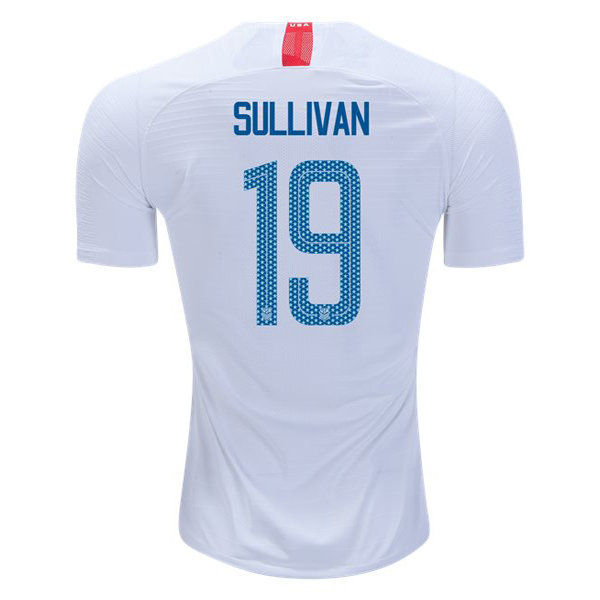 Home Andi Sullivan 2018 USA Replica Men's Stadium Jersey
