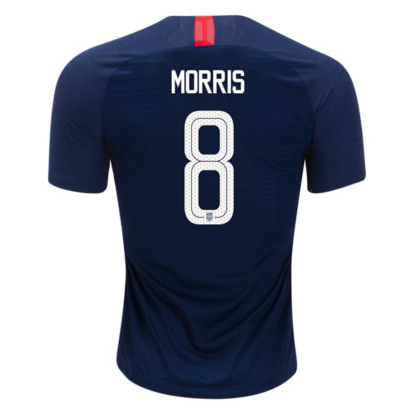Away Jordan Morris 18/19 USA Replica Men's Stadium Jersey