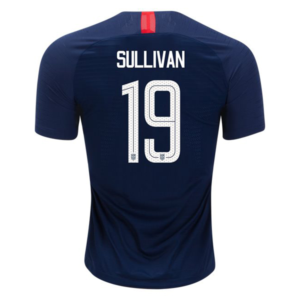 Away Andi Sullivan 2018/19 USA Replica Men's Stadium Jersey