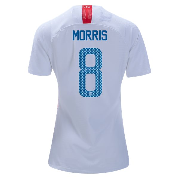 Home Jordan Morris 2018 USA Women's Stadium Jersey 3-Star