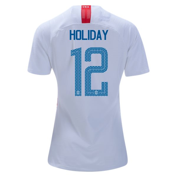 Home Lauren Holiday 2018 USA Women's Stadium Jersey 3-Star