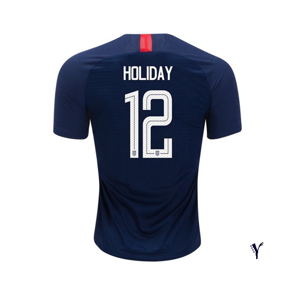 Away Lauren Holiday 18/19 USA Youth Stadium Soccer Jersey