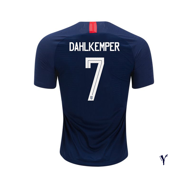 Away Abby Dahlkemper 2018/19 USA Youth Stadium Soccer Jersey
