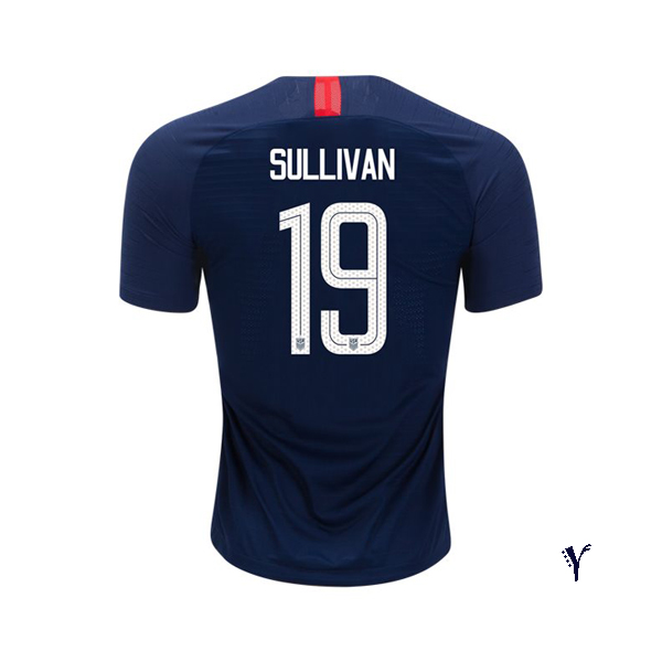 Away Andi Sullivan 2018/19 USA Youth Stadium Soccer Jersey