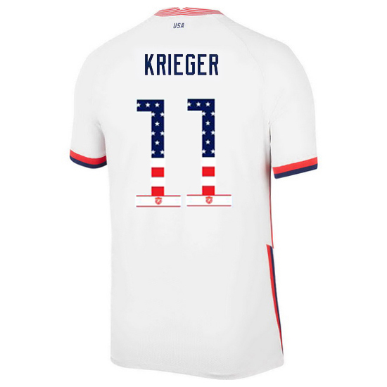 Home Ali Krieger 20/21 Men's Stadium Jersey Independence Day