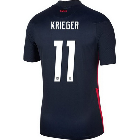 USA Navy Ali Krieger 2020 Men's Stadium Soccer Jersey