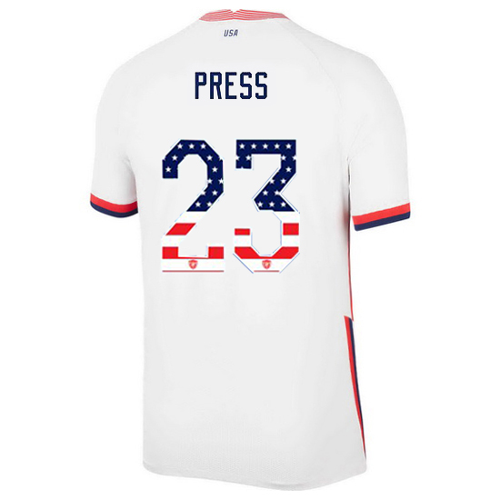 Home Christen Press 20/21 Men's Stadium Jersey Independence Day