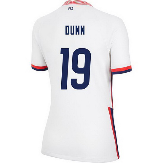 USA Home Crystal Dunn 2020/21 Women's Stadium Soccer Jersey