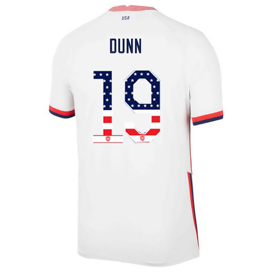 Home Crystal Dunn 20/21 Men's Stadium Jersey Independence Day