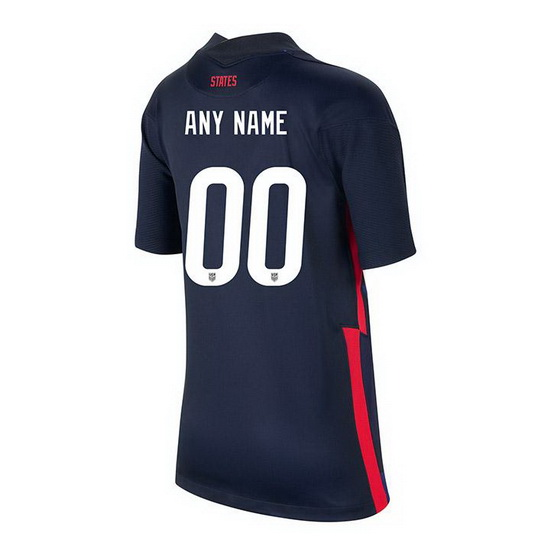 USA Navy Customized 2020/2021 Youth Stadium Soccer Jersey