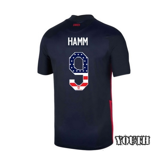Away Mia Hamm 2020/21 Youth Stadium Jersey Independence Day