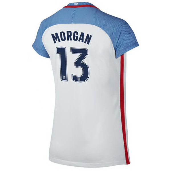 classic fit 670e2 f6b54 Buy Alex Morgan Jersey (Home, Away), Number 13 Morgan ...