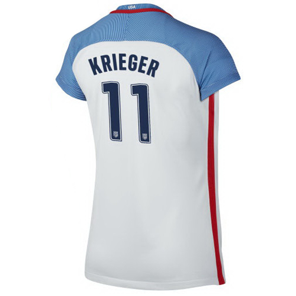 newest 58c17 e9916 Ali Krieger Jersey (Black, White) For Sale, Number 11 ...