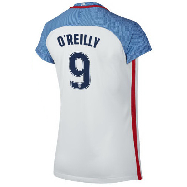 2016/2017 Heather O'Reilly Stadium Home Jersey USA Soccer #9