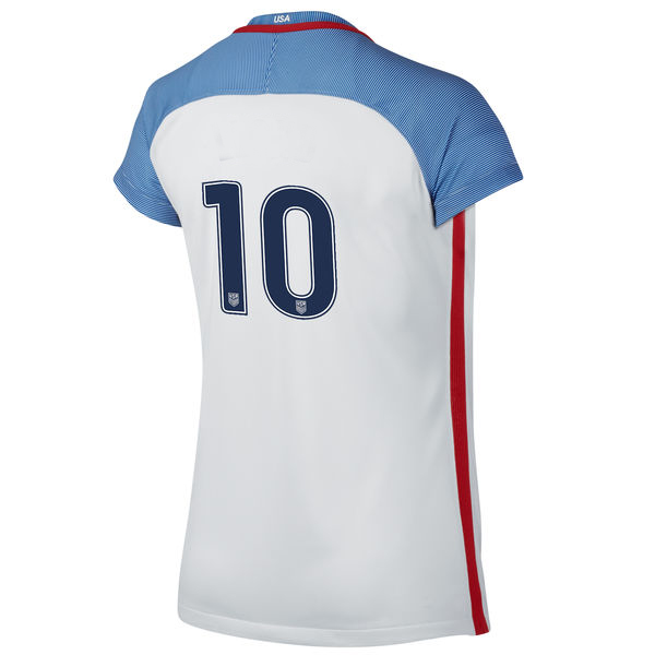 2016/2017 Number Ten Stadium Home Jersey USA Soccer #10