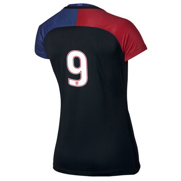 2016/2017 Number Nine Stadium Away Jersey USA Soccer #9