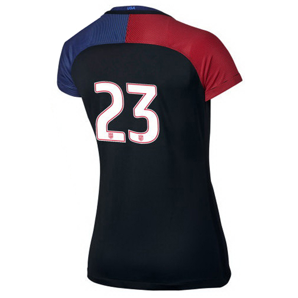 2016/2017 Number Twenty-three Stadium Away Jersey USA Soccer #23