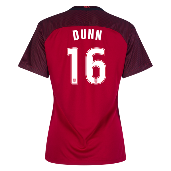 2017/2018 Crystal Dunn Third Stadium Jersey #16 USA Soccer
