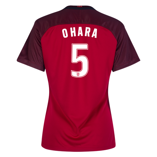 2017/2018 Kelley O'Hara Third Stadium Jersey #5 USA Soccer