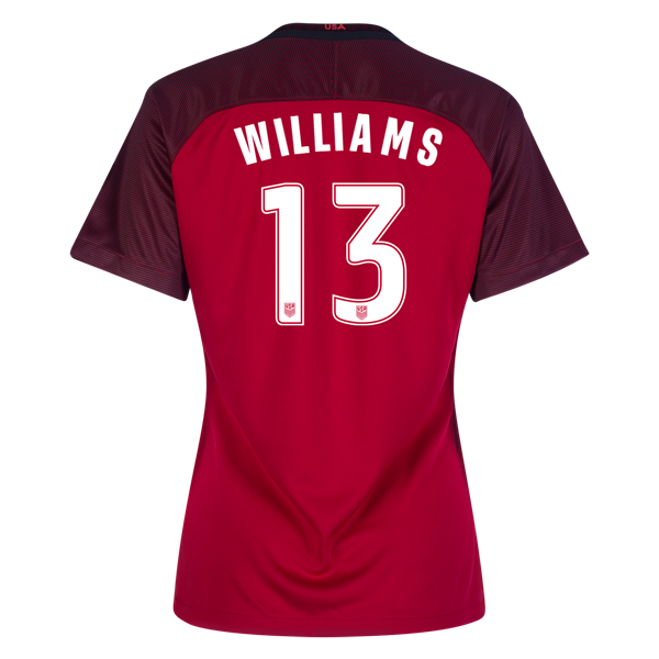 2017/2018 Lynn Williams Third Stadium Jersey #13 USA Soccer