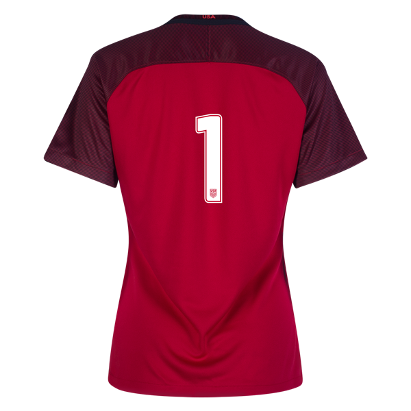2017/2018 Number One Third Stadium Jersey #1 USA Soccer