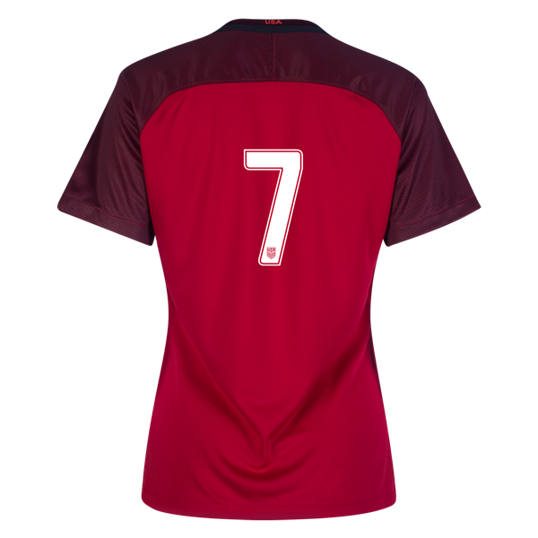 2017/2018 Number Seven Third Stadium Jersey #7 USA Soccer