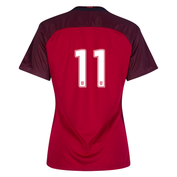 2017/2018 Number Eleven Third Stadium Jersey #11 USA Soccer