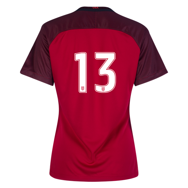 2017/2018 Number Thirteen Third Stadium Jersey #13 USA Soccer