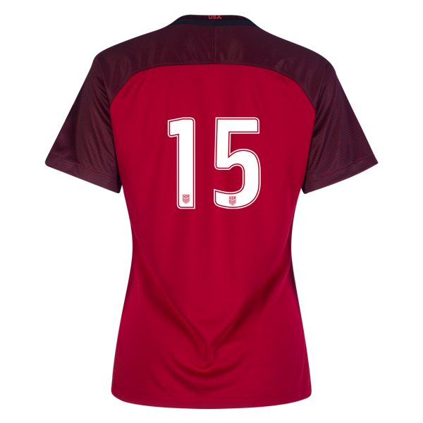 2017/2018 Number Fifteen Third Stadium Jersey #15 USA Soccer