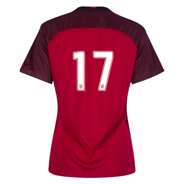 2017/2018 Number Seventeen Third Stadium Jersey #17 USA Soccer