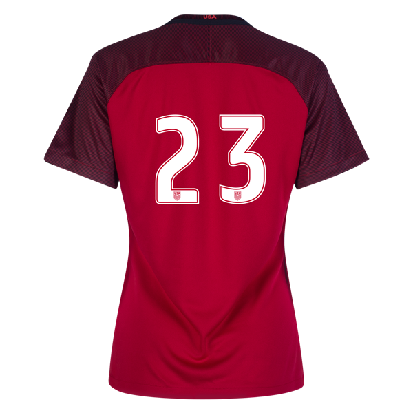2017/2018 Number Twenty-three Third Stadium Jersey #23 USA Soccer